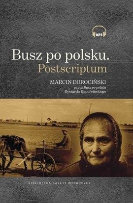 Busz po polsku - audiobook (CD mp3)